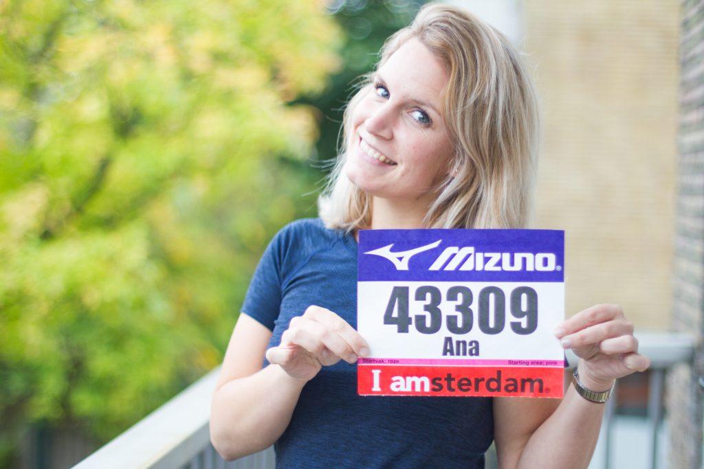 halve marathon van Amsterdam