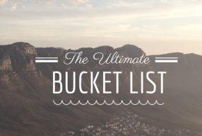 Bucket list: 8 sportieve uitdagingen van Lianne