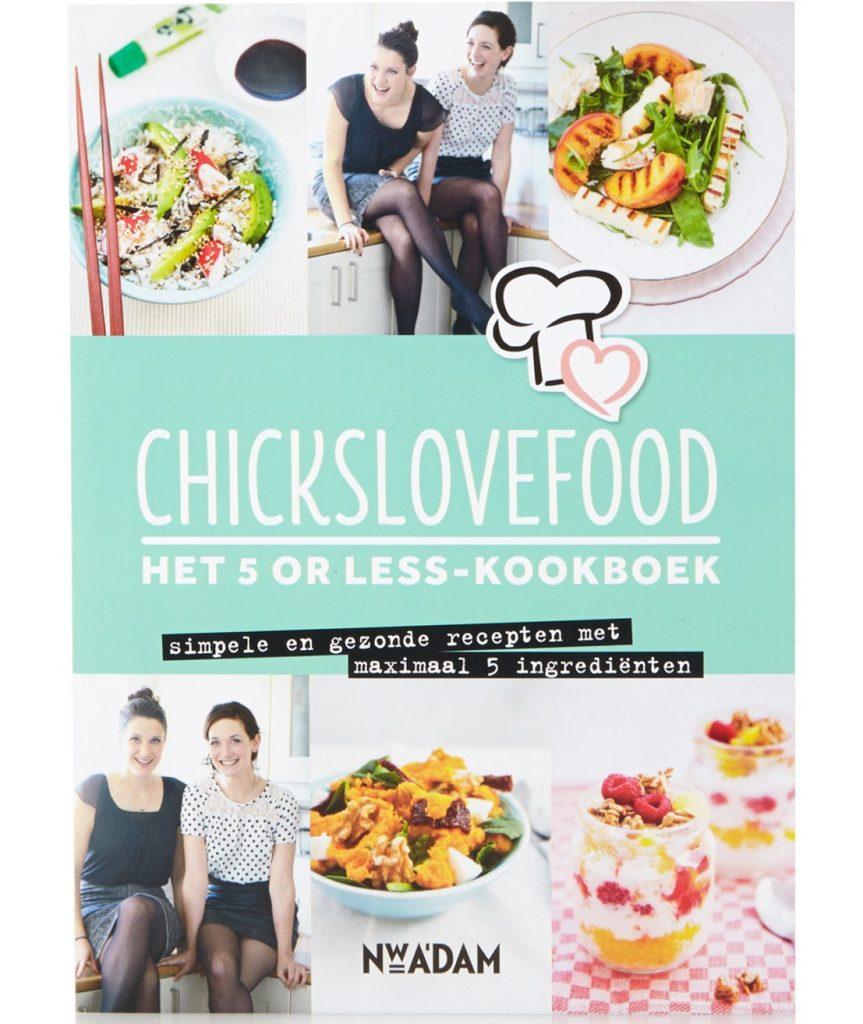 gezonde kookboeken chickslovefood