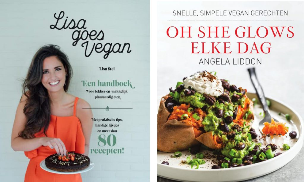 gezonde kookboeken lisa goes vegan