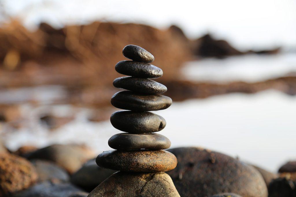 Goede voornemens stenen