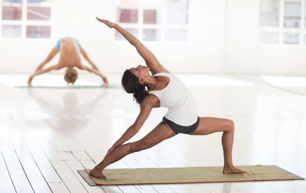 Goede voornemens yoga