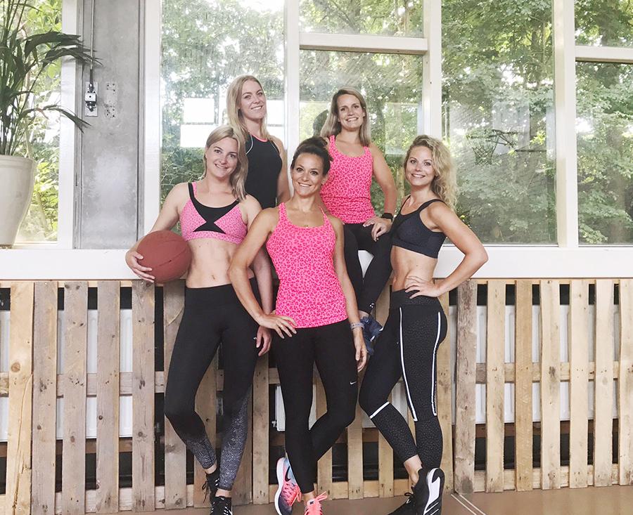 goede voornemens workout