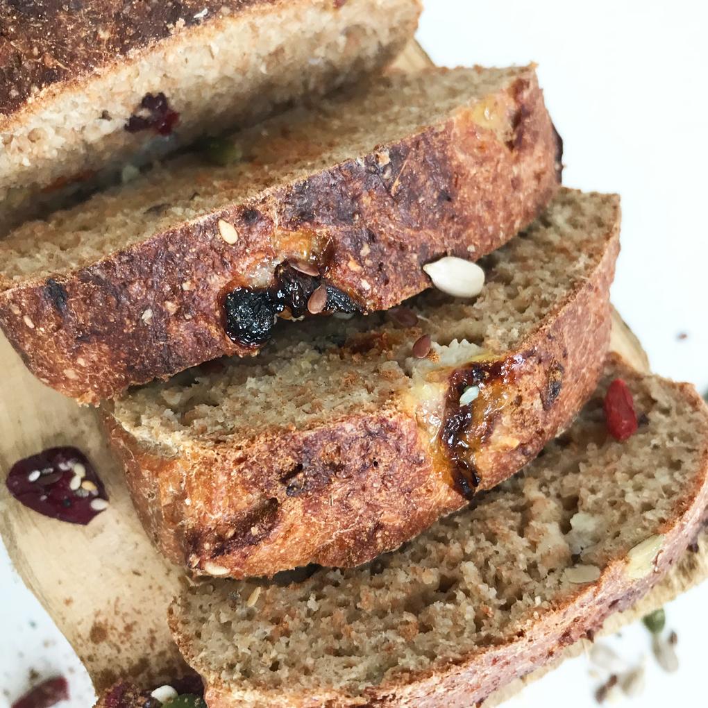 healthy cake kwark