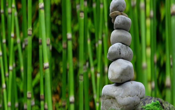Mindfulness stenen