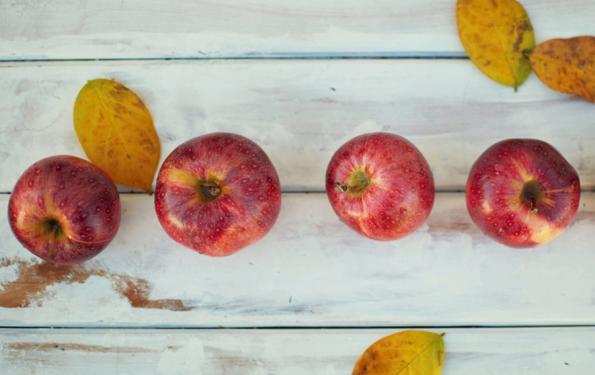 honger door fruit