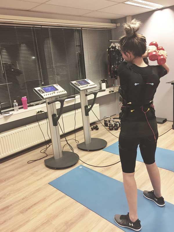 Bodytec, wat is het en wat doet het? - training