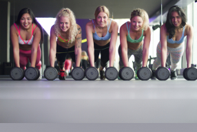 Trainingsschema voor armen en schouders