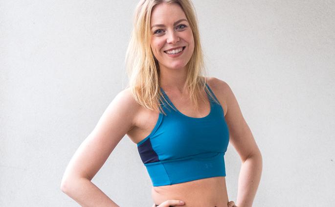 trainingsschema voor benen en billen