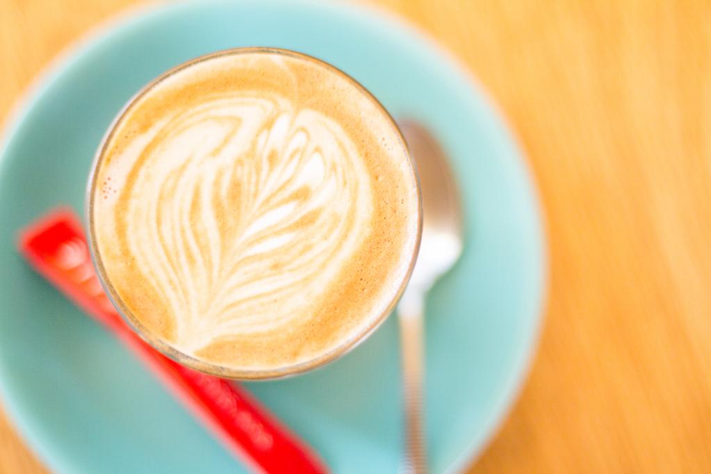 eetdagboek - koffie