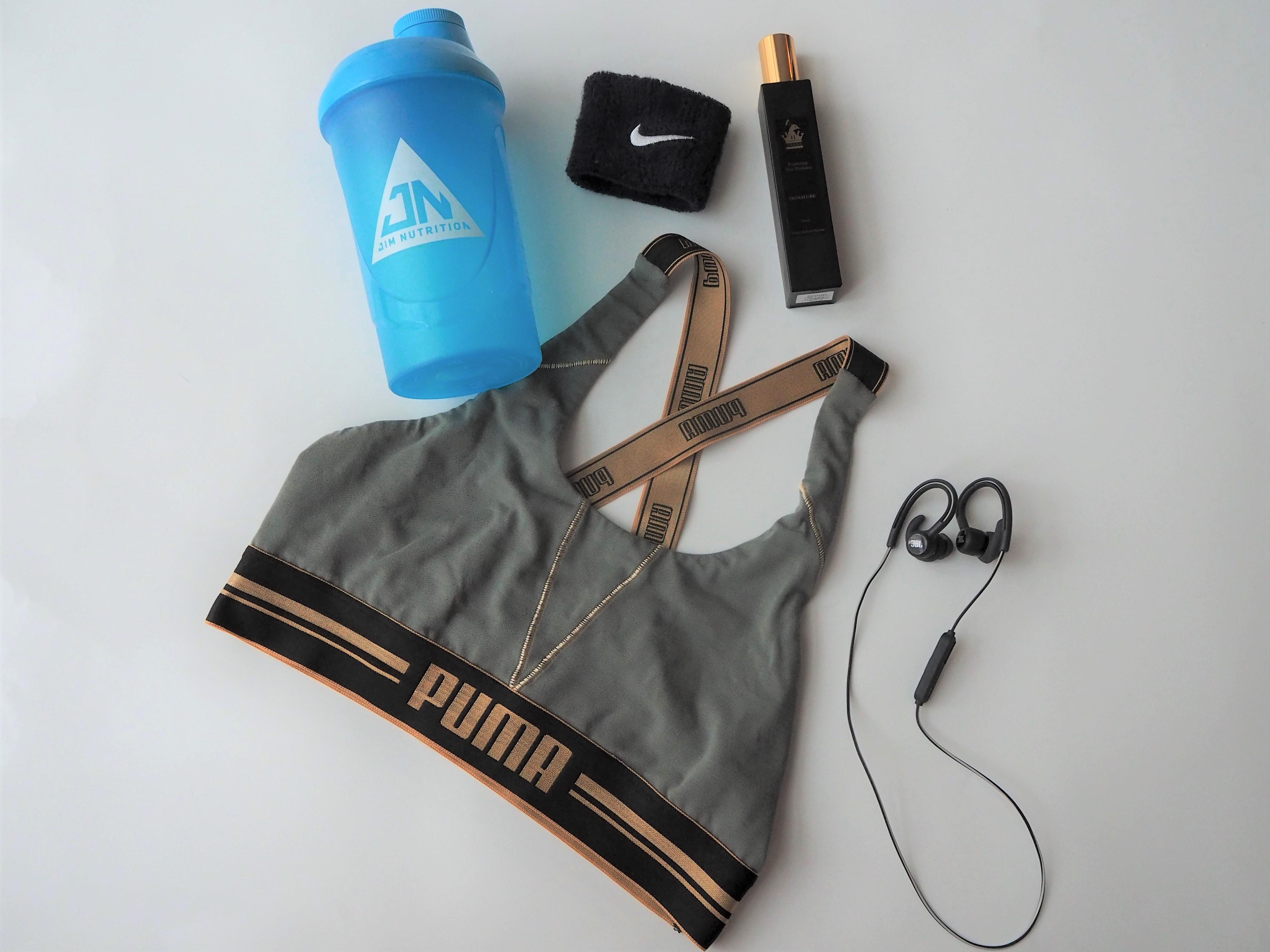 Wat zit er in je sporttas?