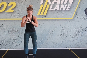 Resistance band workout: benen & billen trainen
