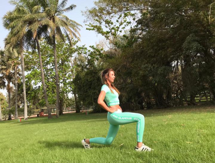 8 x oefeningen voor benen en billen voor killer legs | Part 2