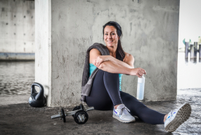 Even voorstellen: Fitgirl Iris