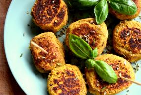 Snacktime! Recept voor zelfgemaakte falafel
