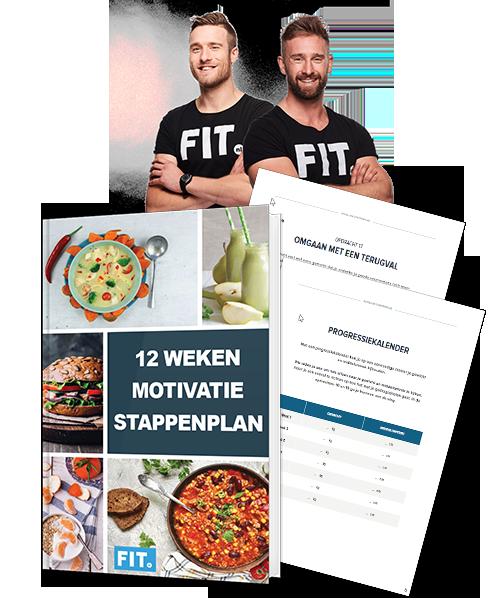 fit persoonlijk voedingsschema motivatie