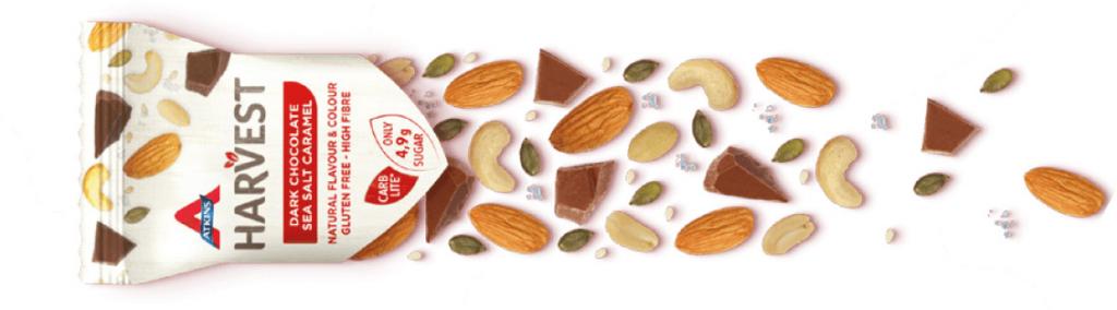 gezonde tussendoortjes ingrediënten