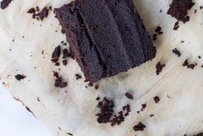 Recept voor gezonde brownies met courgette