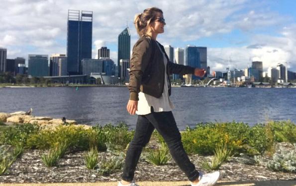 wandelen beter dan hardlopen