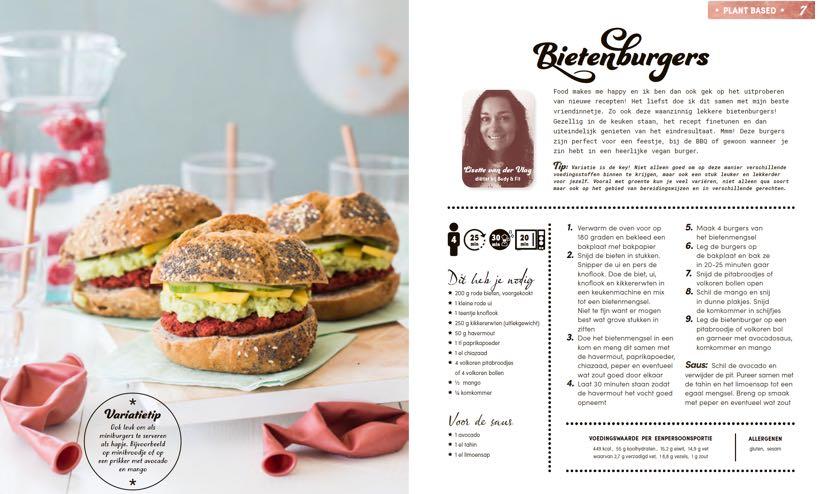 healthy partyfood bietenburger