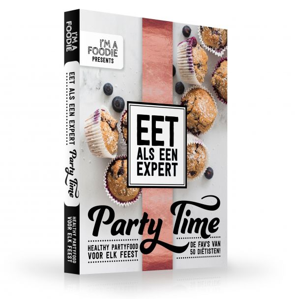 healthy partyfood kookboek