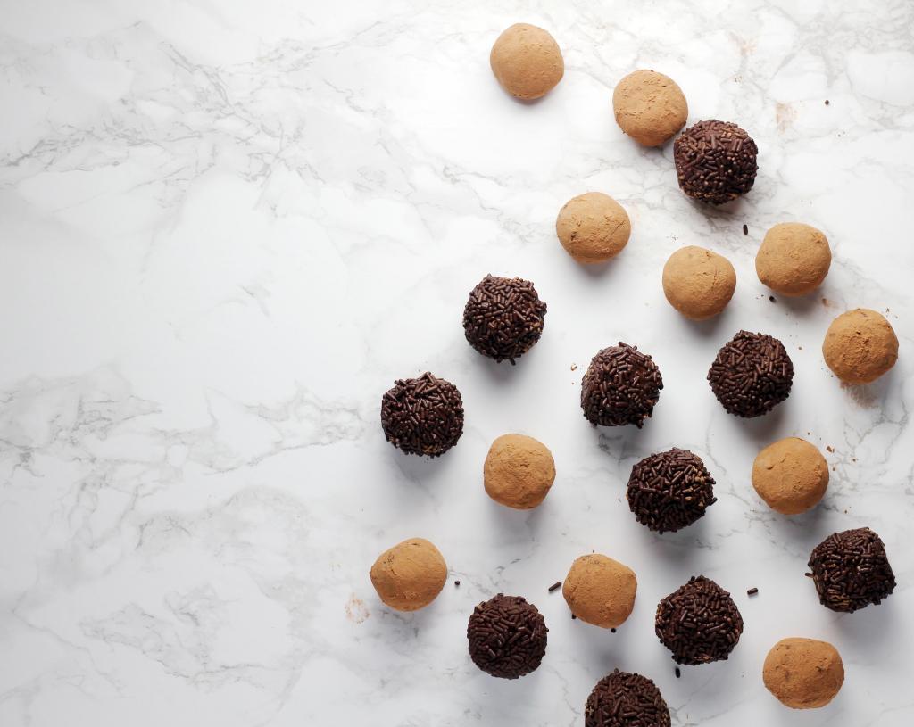 gezonde bliss balls