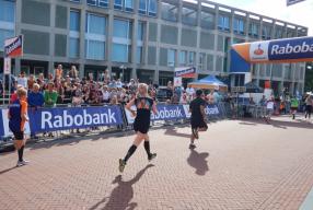 Ik ben trotser dan ooit: mijn eerste hardloopwedstrijd zit er op!