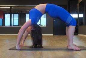 Mijn eerste ervaring met hot yoga