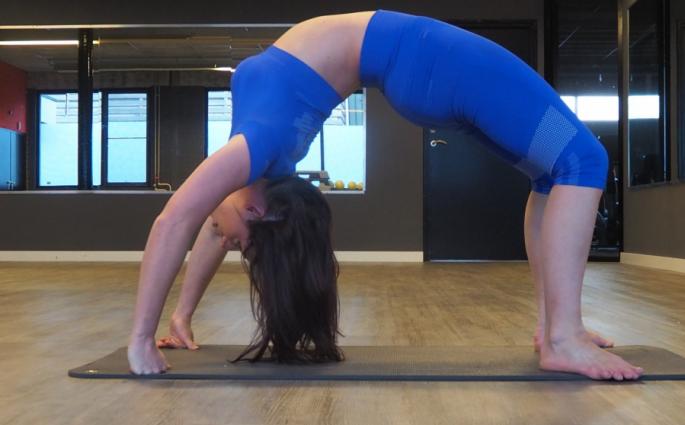 Hot yoga ervaring - brug