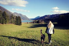 Eet- en sportdagboek in Oostenrijk van fitgirl Berber