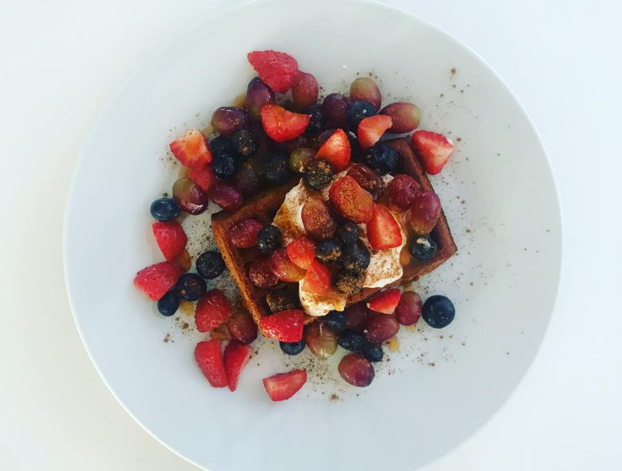 Meal prep recept: Gezonde wafels