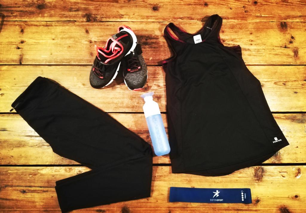 sporten met decathlon