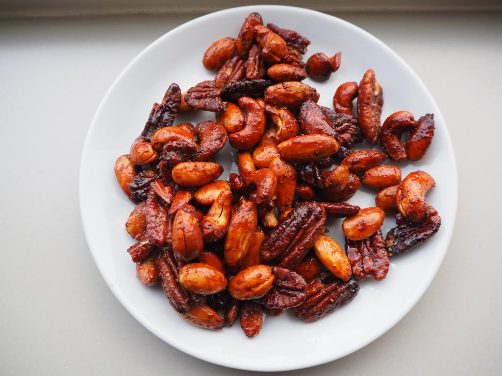 noten uit de oven