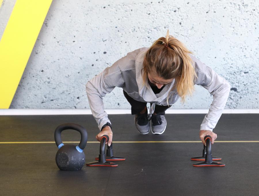 trainingsschema borst vrouwen