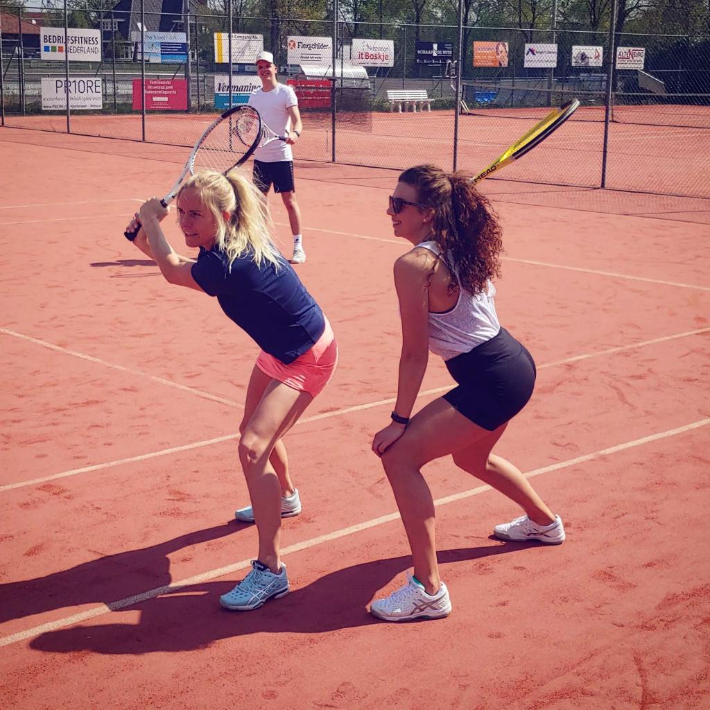 Fitgirl Ryanne tennis